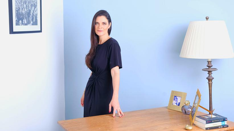 Wahlen in Israel: Emilie Moatti, Kandidatin der Israelischen Arbeitspartei