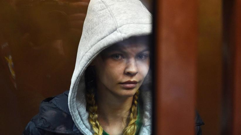 Nastja Rybka: Jägerin, nicht Beute