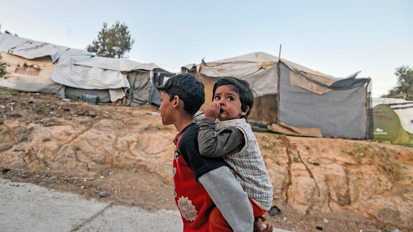 Flüchtlinge: Zahl der Asylbewerber in der EU geht deutlich zurück