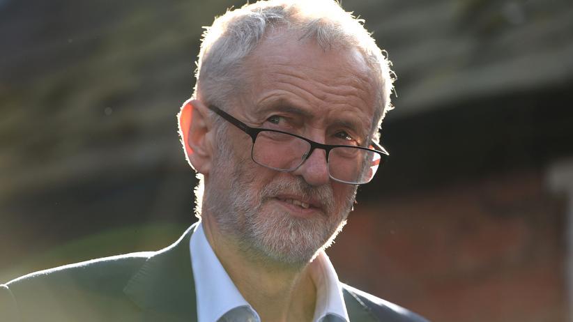 EU-Austritt: Labour-Chef Jeremy Corbyn