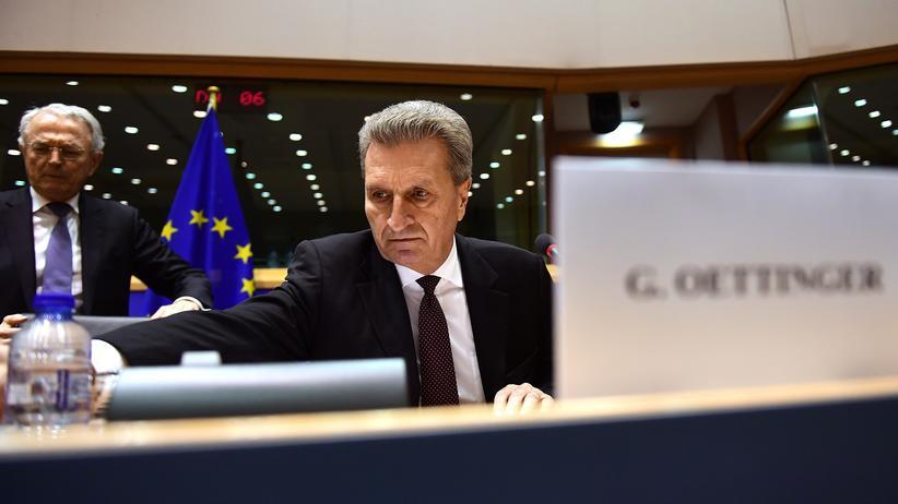 EU-Urheberrechtsreform: Günther Oettinger warnt Deutschland vor lascher Umsetzung