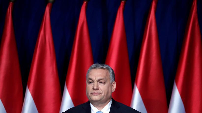Europäische Volkspartei : Viktor Orbán wehrt sich gegen möglichen Ausschluss aus EVP