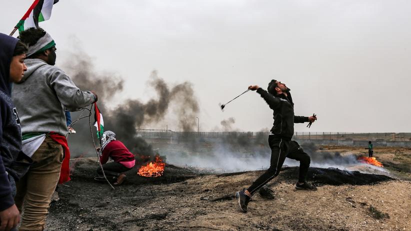 Gaza-Konflikt: Vier Tote bei Protest im Gaza-Grenzgebiet