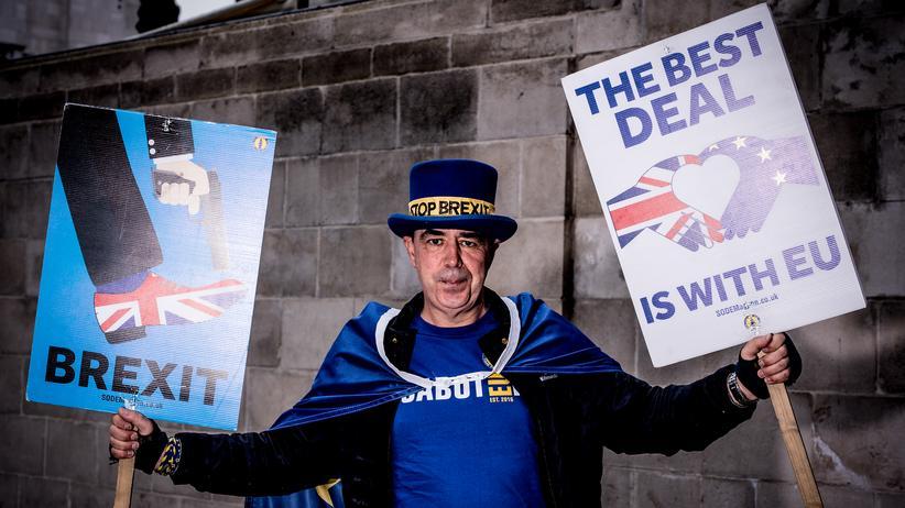 Großdemo in London: Aufstand für Europa