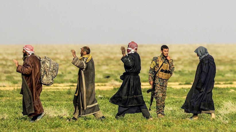 """""""Islamischer Staat"""": Bundesregierung will Dschihadisten Staatsangehörigkeit entziehen"""