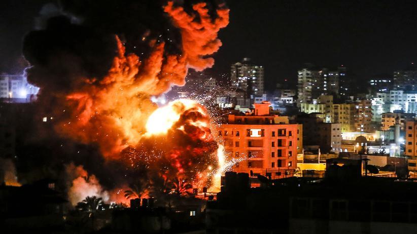 Gaza-Konflikt: Neuer Beschuss zwischen Israel und der Hamas