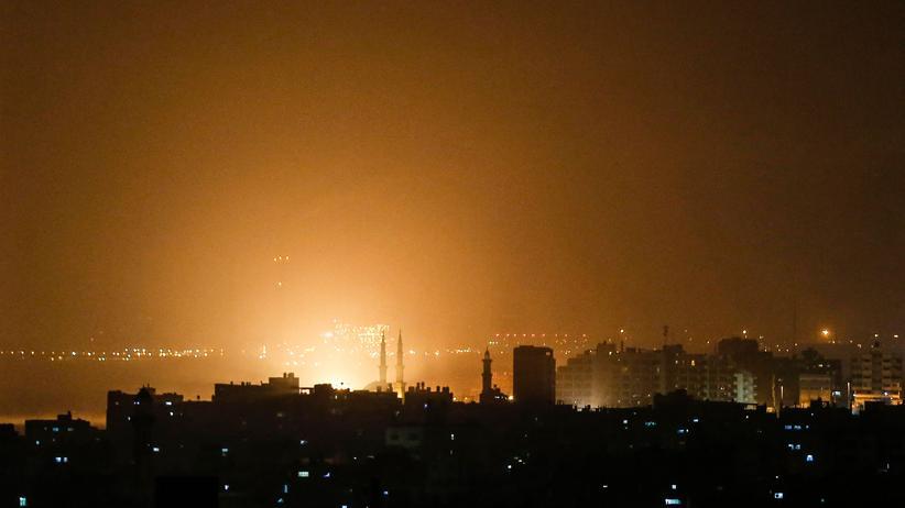 Israel: Militante Palästinenser schießen Raketen auf Israel ab