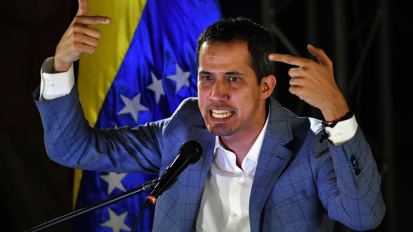 Venezuela: Guaidó-Gesandte übernehmen diplomatische Vertretungen in den USA