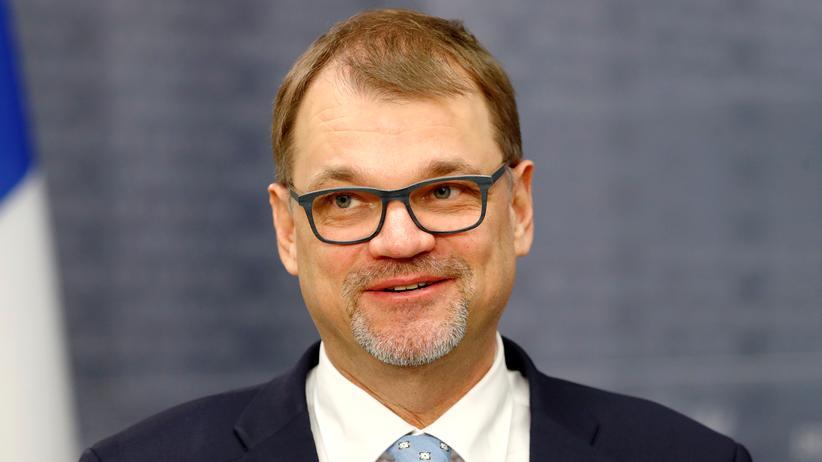 Finnland: Juha Sipilä trat kurz vor den anstehenden Parlamentswahlen zurück.
