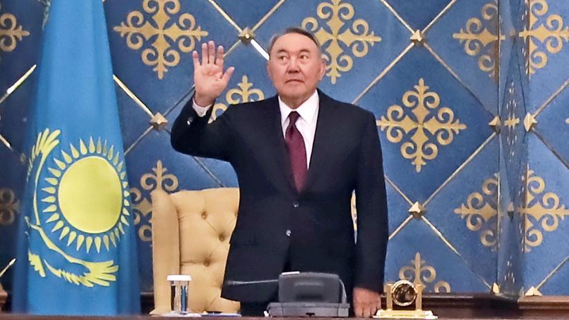 Astana: Kasachstans neuer Präsident lässt Hauptstadt in Nursultan umbenennen