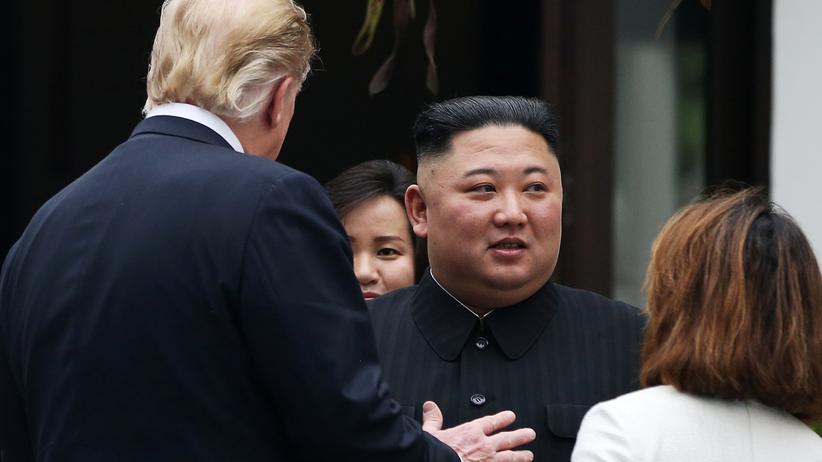 Kim Jong Un: Nordkorea will Dialog mit den USA fortsetzen