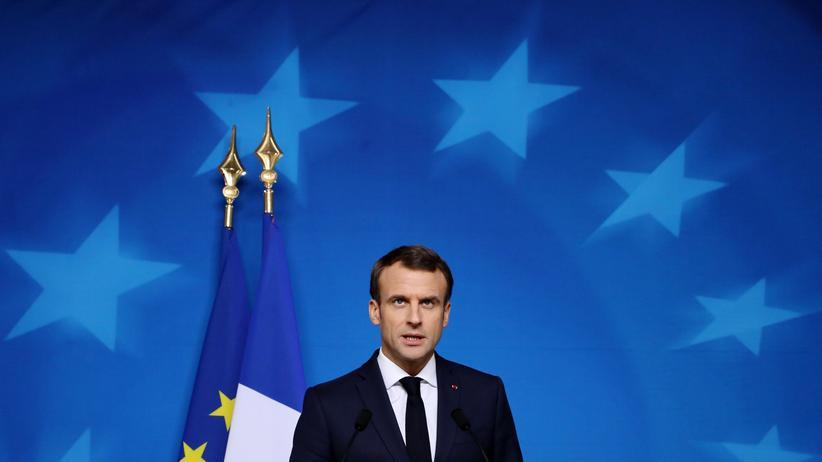 """Europäische Union: Emmanuel Macron macht Vorschläge für einen """"Neubeginn für Europa"""""""