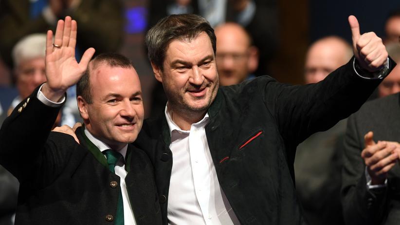 """Politischer Aschermittwoch: """"Links ist immer falsch gewesen"""""""
