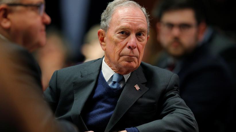 USA: Michael Bloomberg will nicht Präsident werden