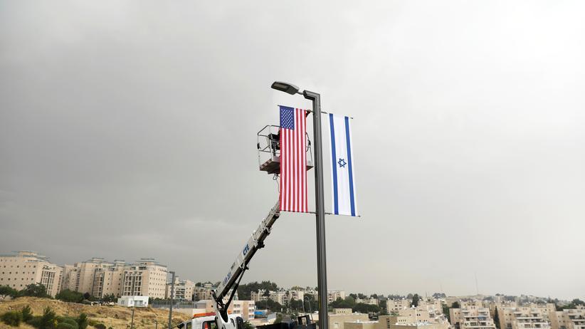 Naher Osten: USA schließen Konsulat in Jerusalem