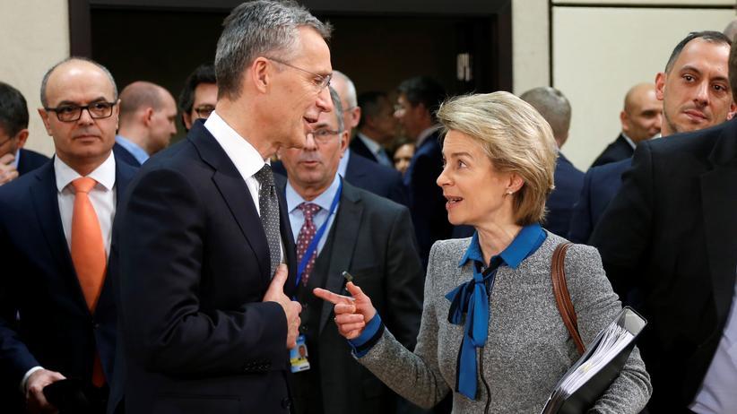 Nato: Generalsekretär besteht auf Budgetzusagen der Bundesregierung
