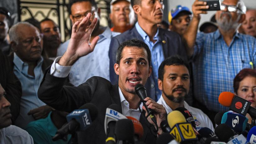 Daniel Kriener: Venezuela weist deutschen Botschafter aus