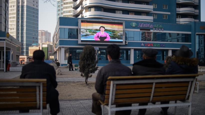 Kim Jong Un: Nordkorea droht mit Wiederaufnahme von Atomtests