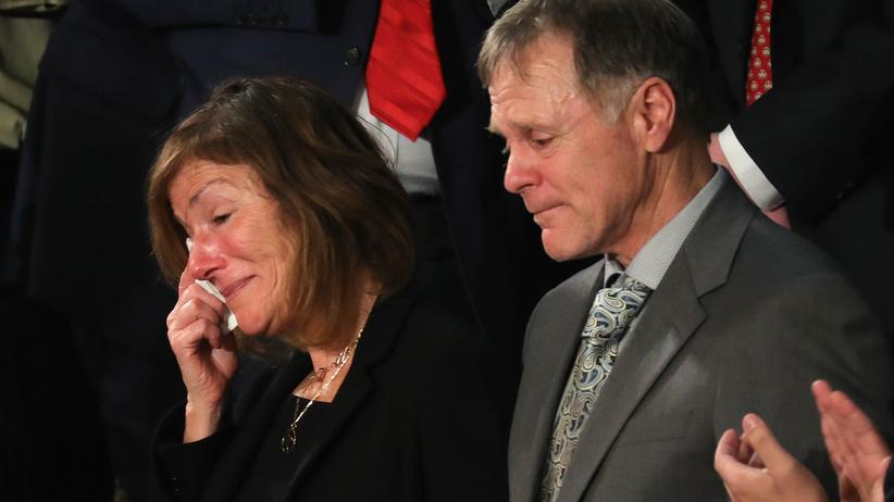 Reaktion auf Donald Trump: Eltern von Otto Warmbier geben Nordkorea Schuld am Tod ihres Sohnes