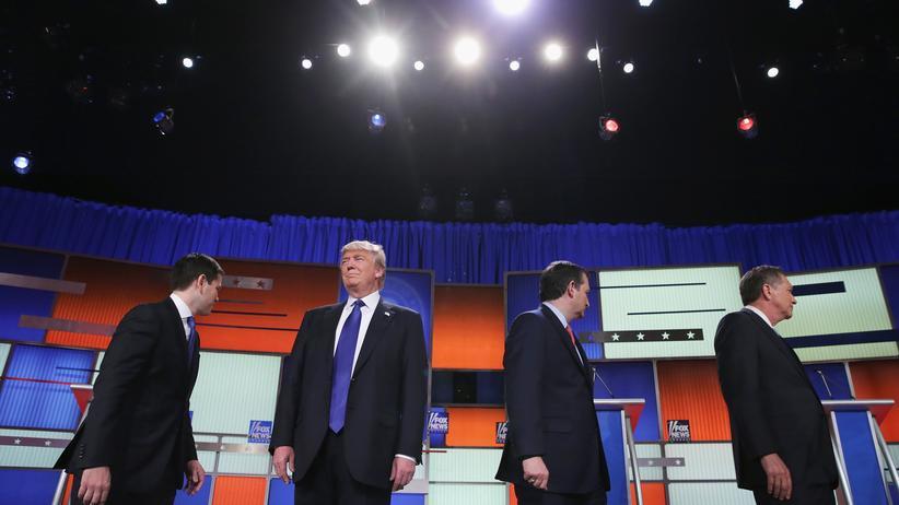Präsidentenwahl: US-Demokraten schließen Fox News von ihren Vorwahldebatten aus