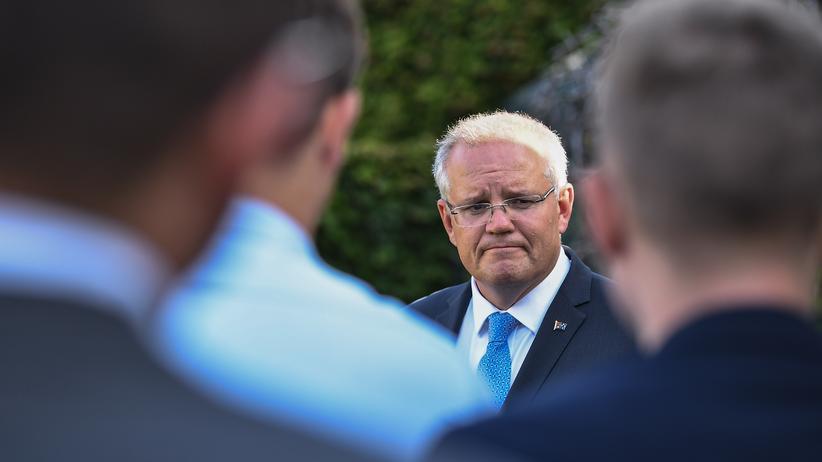 Scott Morrison: Australien will weniger Einwanderer ins Land lassen