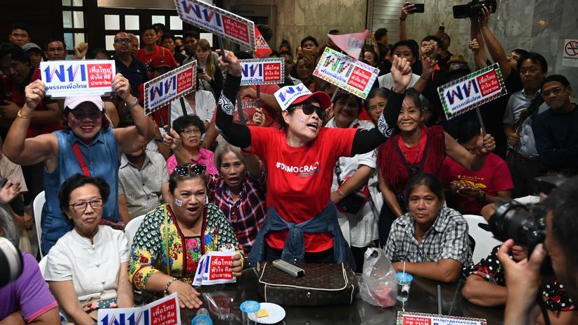 Thailand: Opposition reklamiert Sieg der Parlamentswahl für sich