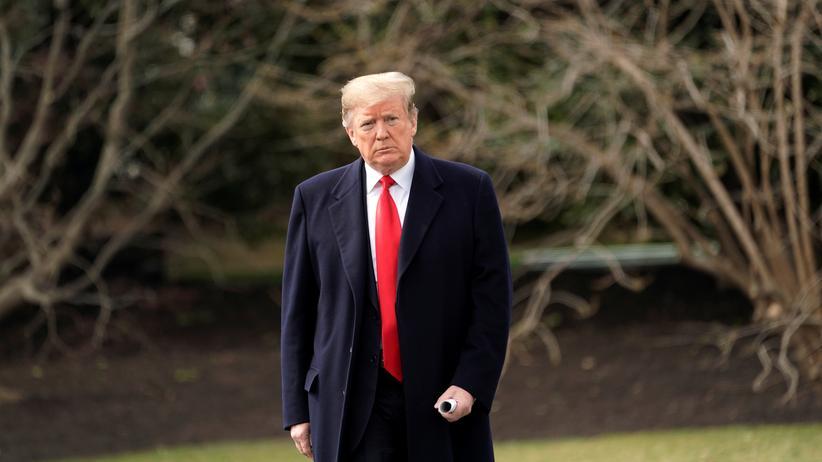 Russland-Ermittlungen: Donald Trump