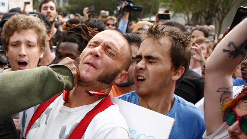 Meinungsfreiheit in den USA: Ab und zu knallt es eben