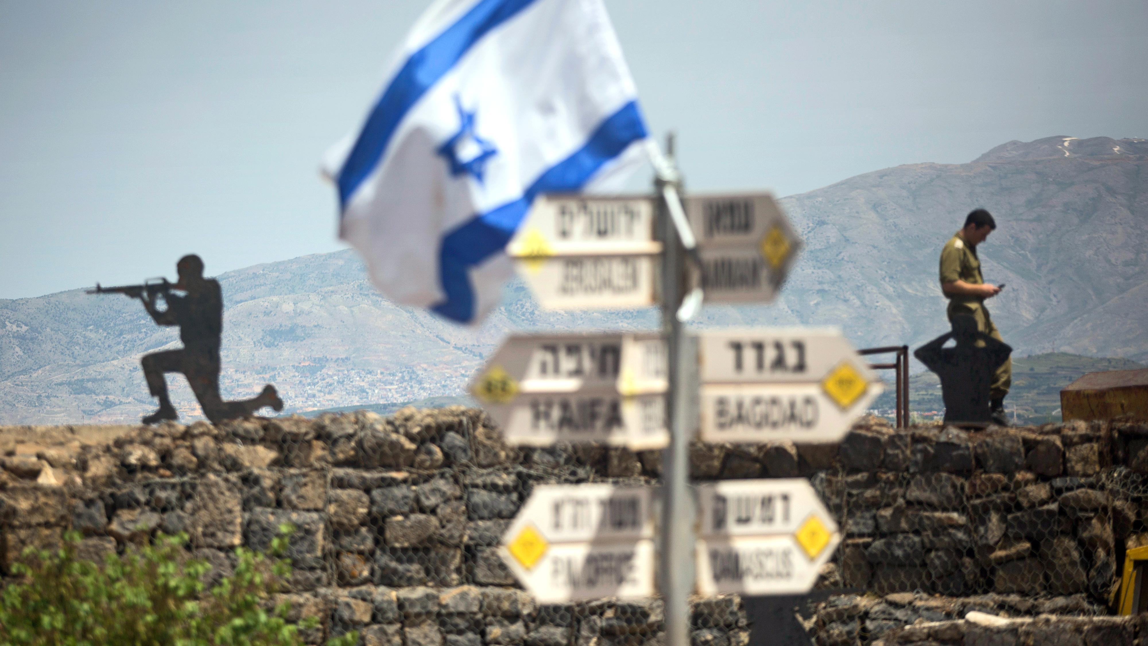 Donald Trump will Souveränität Israels über Golanhöhen anerkennen