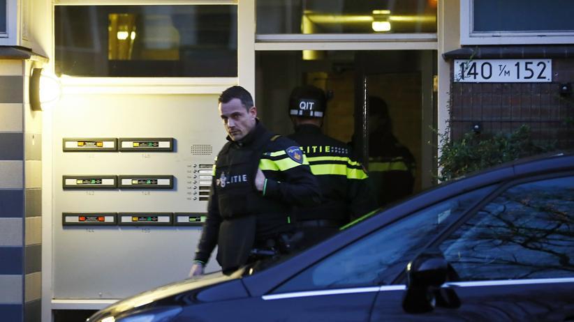 Utrecht: Polizei nimmt dritten Verdächtigen fest