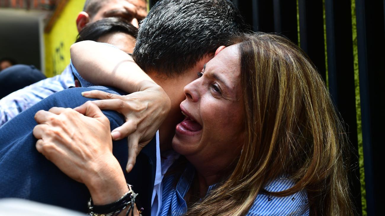 Venezuela: USA und EU verurteilen Festnahme von Juan Guaidós Büroleiter