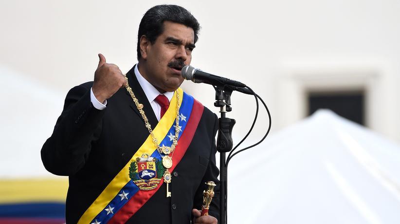 Venezuela: Nicolás Maduro soll alle Minister zum Rücktritt aufgefordert haben