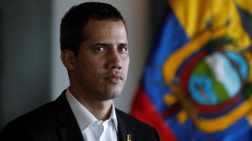 Caracas: Juan Guaidó schwört Venezolaner auf Massenprotest ein