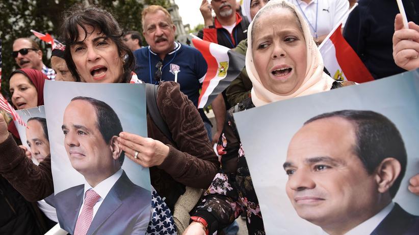 Referendum: Ägypter stimmen für Machterhalt von Al-Sissi