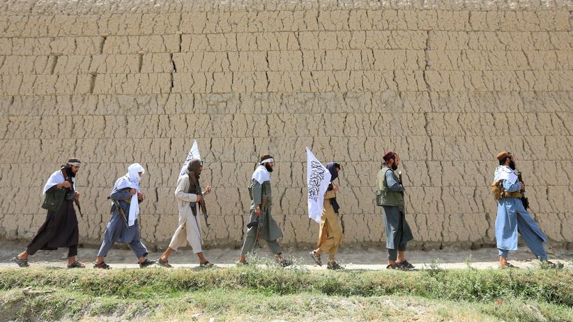 Afghanistan: Taliban treffen sich mit afghanischen Regierungsvertretern