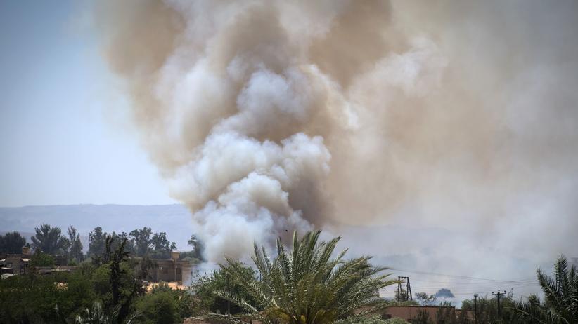 Al-Sharara: Kämpfe auf Libyens wichtigstem Ölfeld