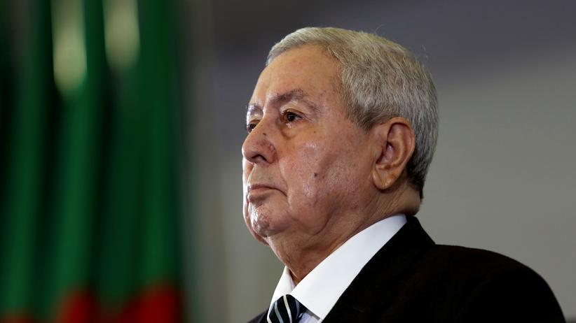 Algerien: Parlament in Algier ernennt Übergangspräsidenten