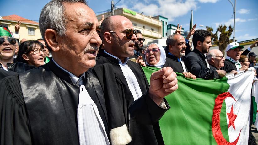 Algerien: Algerische Richter wollen Wahlaufsicht boykottieren