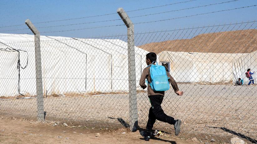 Auswärtiges Amt: Mehrere Kinder von IS-Anhängern sind aus dem Irak nach Deutschland zurückgekehrt.