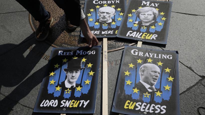 Brexit: EU-Chefunterhändler hält No Deal für immer wahrscheinlicher