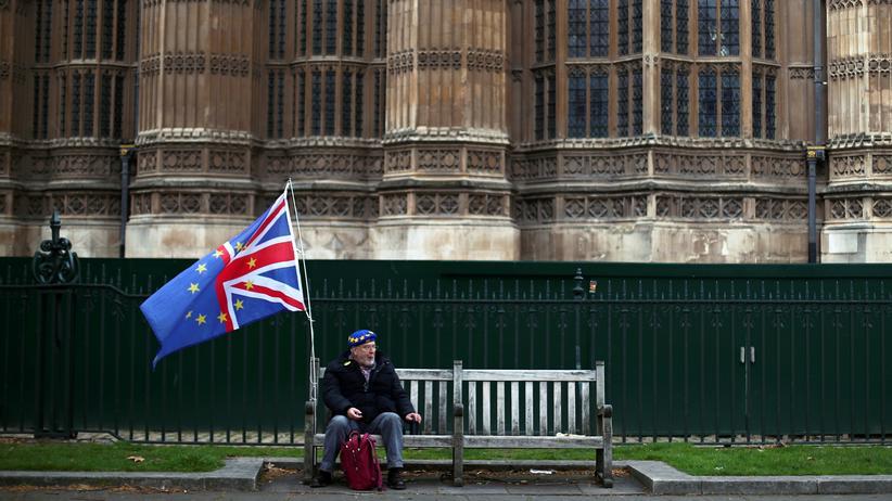 Großbritannien: Britisches Parlament sichert sich Kontrolle über Brexit-Verschiebung