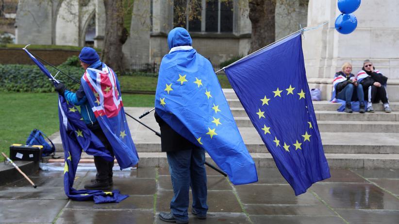 Brexit: Die EU muss geduldig bleiben