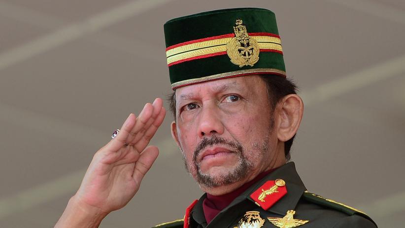 Scharia: Brunei fordert Toleranz für Todesstrafe gegen Homosexuelle