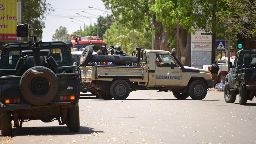Westafrika: Zahlreiche Tote durch Gewalt in Burkina Faso