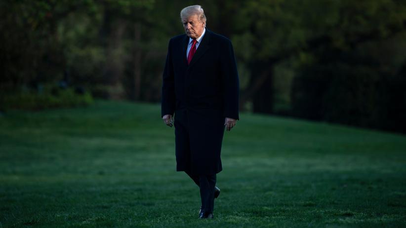 Trump legt Veto gegen Kongress-Beschluss ein