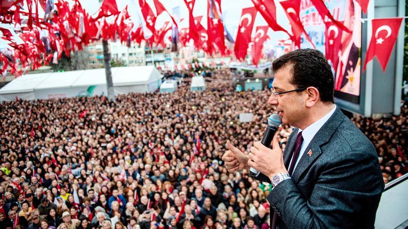 Kommunalwahl in der Türkei: Wahlkommission erklärt Opposition zum Wahlsieger in Istanbul