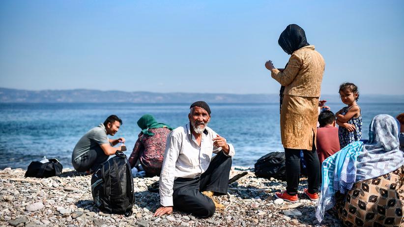 Deutschland gewährte am häufigsten Asyl