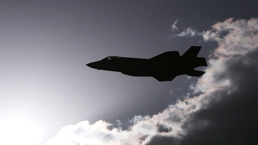 F-35 Programm: USA stoppen Lieferung von Kampfflugzeugen an die Türkei
