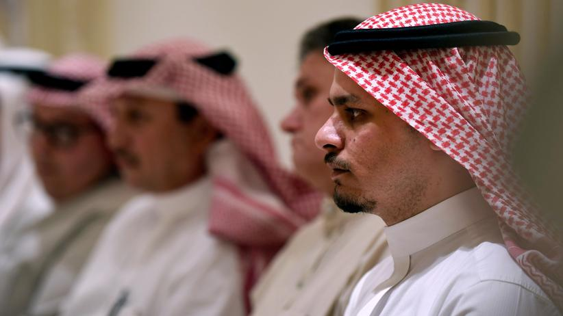 Fall Khashoggi: Salah Khashoggi, Sohn des ermordeten Journalisten Jamal Khashoggi
