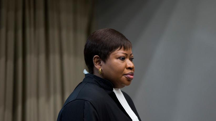 Fatou Bensouda: USA sanktionieren Chefanklägerin des Internationalen Strafgerichtshofs